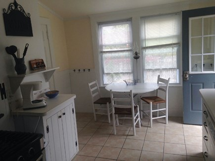 Harwich Port Cape Cod vacation rental - Sunny Eat in Kitchen with pantry