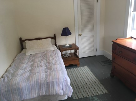 Harwich Port Cape Cod vacation rental - 2nd Floor front bedroom with 2 twins