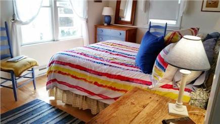 Truro Cape Cod vacation rental - Master Bedroom with queen bed