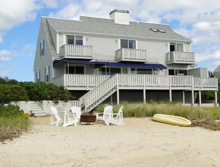 Yarmouth Cape Cod vacation rental - Incredible beach house with views of Hyannis harbor