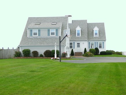 Yarmouth Cape Cod vacation rental - Huge back yard and basketball net