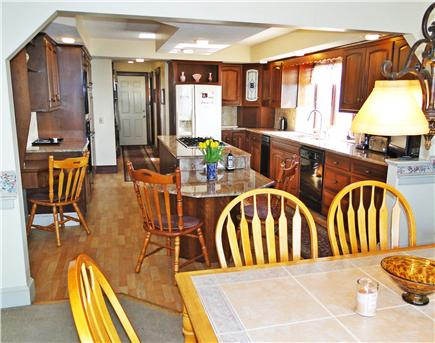 Yarmouth Cape Cod vacation rental - Newly remodeled kitchen with granite countertops