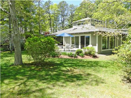 New Seabury, Mashpee New Seabury vacation rental - Beautiful Contemporary Home, 1/2 mile Walk to Poppy Beach