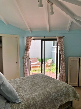 New Seabury, Mashpee New Seabury vacation rental - 2nd Downstairs Bedroom with Two Twin Beds