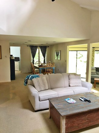 New Seabury, Mashpee New Seabury vacation rental - New furniture, inside table for 6