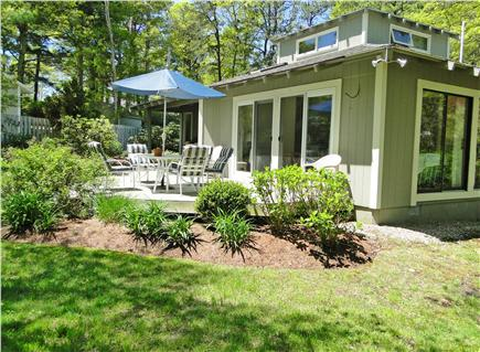 New Seabury, Mashpee New Seabury vacation rental - Blooming Flowers in the Front Yard
