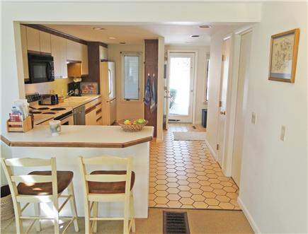 New Seabury, Mashpee New Seabury vacation rental - Large, Completely Stocked Kitchen with Breakfast Bar