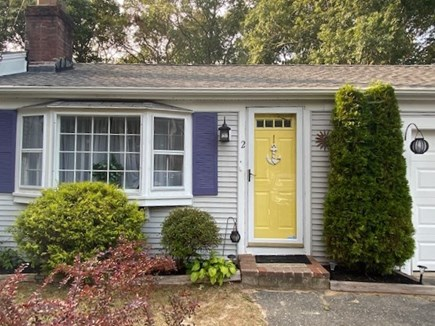 West Yarmouth Cape Cod vacation rental - Front door- your retreat awaits!