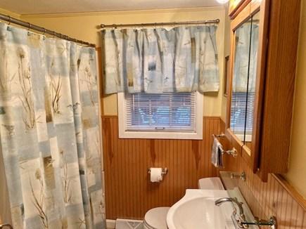 West Yarmouth Cape Cod vacation rental - Full Bathroom #1 with tub