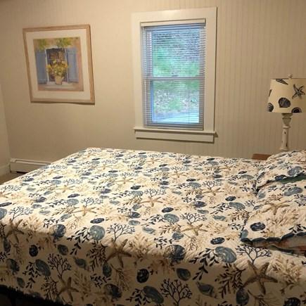 Wellfleet Cape Cod vacation rental - Master Bedroom with Queen Size Bed