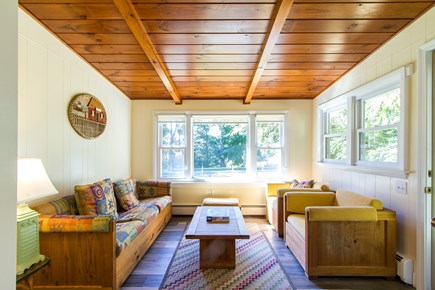 Wellfleet Cape Cod vacation rental - Reading/Sun Room