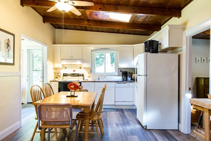 Wellfleet Cape Cod vacation rental - Large Open Kitchen (Skylights, Vaulted Ceilings)