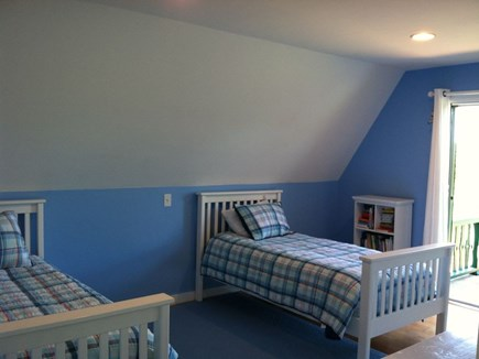 Wellfleet Cape Cod vacation rental - Twin room