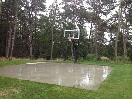 Wellfleet Cape Cod vacation rental - Basketball Court