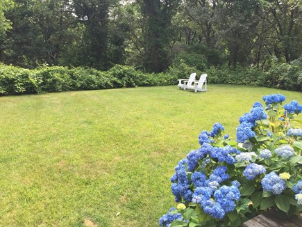 Chatham Cape Cod vacation rental - Big private yard