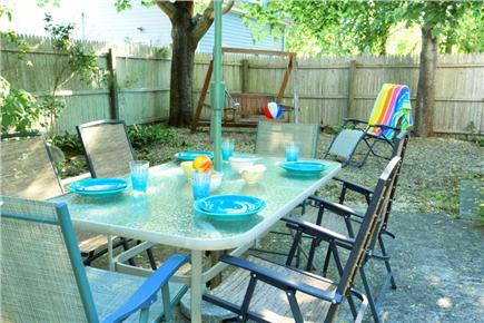 West Yarmouth Cape Cod vacation rental - Enjoy outdoor dining