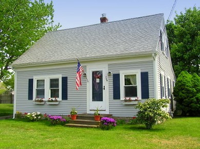 West Yarmouth Cape Cod vacation rental - Located on a dead end street, abutting conservation land