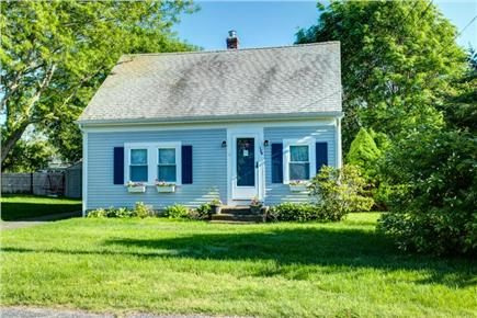 West Yarmouth Cape Cod vacation rental - View of the house from the street