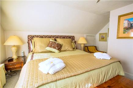 West Yarmouth Cape Cod vacation rental - Another view of bedroom with king size bed