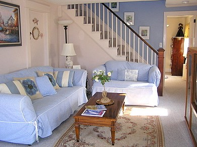 West Yarmouth Cape Cod vacation rental - Living room with TV/VCR/DVD, Playstation