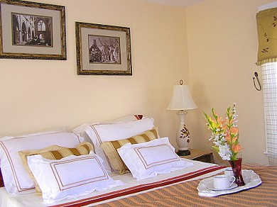 West Yarmouth Cape Cod vacation rental - Queen size bed in a bedroom on the 1st floor