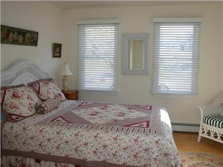 Truro Cape Cod vacation rental - Downstairs Queen Bedroom