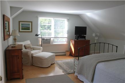 Truro Cape Cod vacation rental - Another view of Master Bedroom