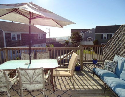 South Yarmouth Cape Cod vacation rental - You may spend most of your time, relaxing with water views