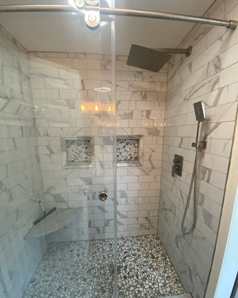 Eastham Cape Cod vacation rental - Shower