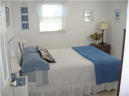 East Sandwich Cape Cod vacation rental - One of four bedrooms, this with double bed