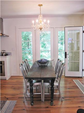 Eastham Cape Cod vacation rental - Dining Room with seating for 8
