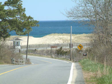 Eastham Cape Cod vacation rental - Beautiful Coastguard Beach is just 300 yards away!