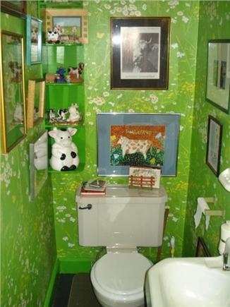 Eastham Cape Cod vacation rental - Powder room