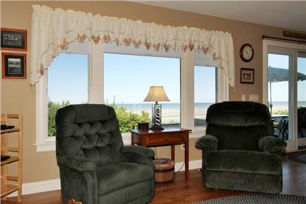 Eastham Cape Cod vacation rental - Living Area (alternate view)
