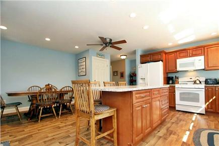 Eastham Cape Cod vacation rental - Kitchen  Area (alternate view)