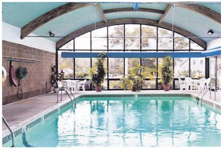 West Yarmouth Cape Cod vacation rental - Our resort has indoor (shown) and outdoor swimming pools