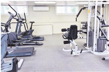 West Yarmouth Cape Cod vacation rental - Check out our very well equipped gym