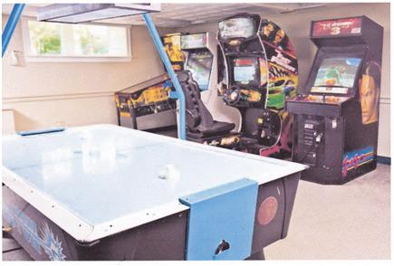 West Yarmouth Cape Cod vacation rental - Our Game Room -  fun for the whole family!