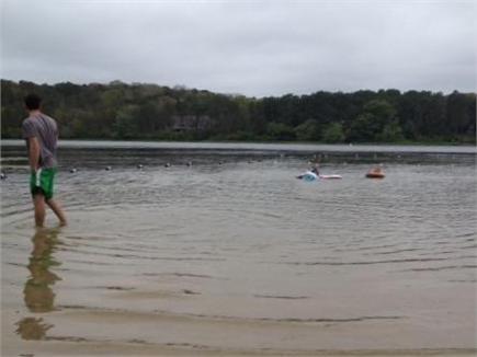 Mayflower Point, Orleans, MA Cape Cod vacation rental - Walk to Pilgrim Lake; swim, explore, paddle board, kayak...