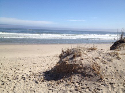 Orleans, Mayflower Point Cape Cod vacation rental - Beautiful Nauset Beach on Atlantic Ocean - 5 min. drive to ocean