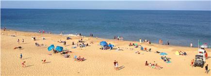 Eastham Cape Cod vacation rental - Enjoy Coast Guard Beach just a few miles away