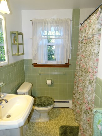 Eastham Cape Cod vacation rental - Full bathroom on first floor