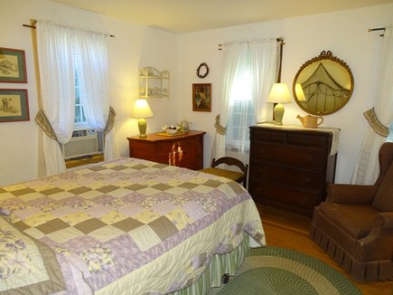 Eastham Cape Cod vacation rental - Queen Master bedroom on first floor