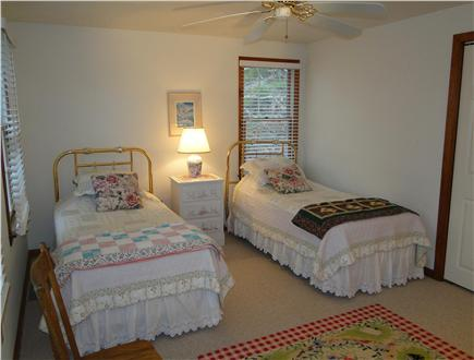 S.Harwich/S.Chatham border Cape Cod vacation rental - Upstairs twin bedroom