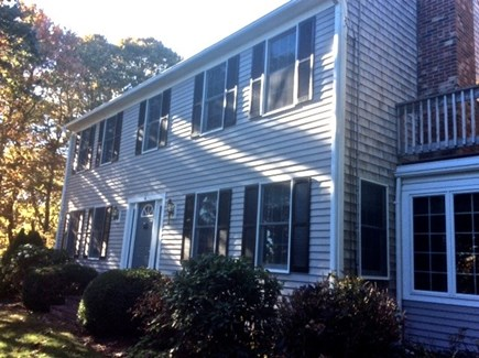 S.Harwich/S.Chatham border Cape Cod vacation rental - Front of house
