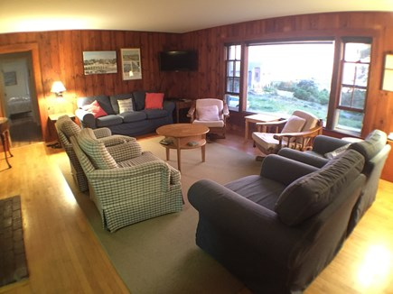Wellfleet Cape Cod vacation rental - Watch the harbor view change from morning to night