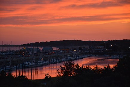 Wellfleet Cape Cod vacation rental - Sunset...