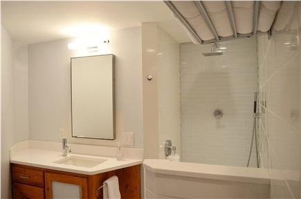 Provincetown Cape Cod vacation rental - 2nd Floor Bathroom