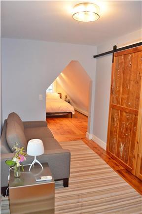 Provincetown Cape Cod vacation rental - Sitting Area Between Bedrooms