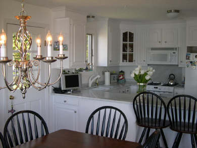 East Falmouth (Maravista) Cape Cod vacation rental - Kitchen